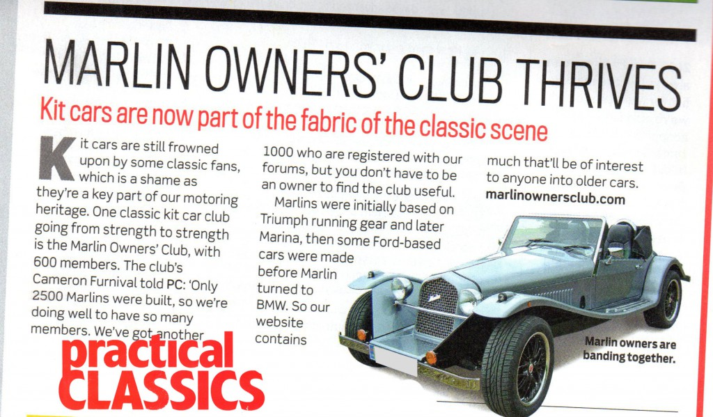 marlins in practical classics